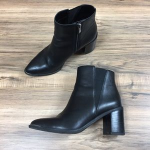Franco Sarto Chunky Boot